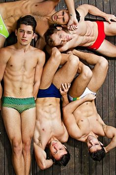 hot gay male underwear models