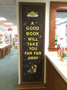 Star Wars library re