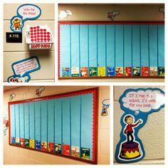 Dr. Seuss library bu