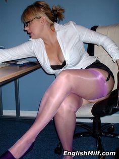 secretary panties mini skirts