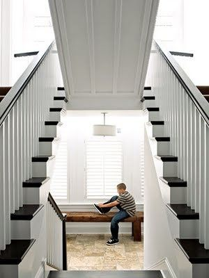 stairs lift to reveal secret room. this would be fantastic