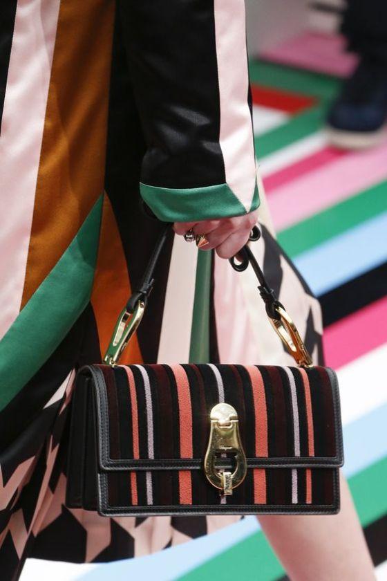 Salvatore Ferragamo Fall 2016 Ready-to-Wear Fashion Show Details: