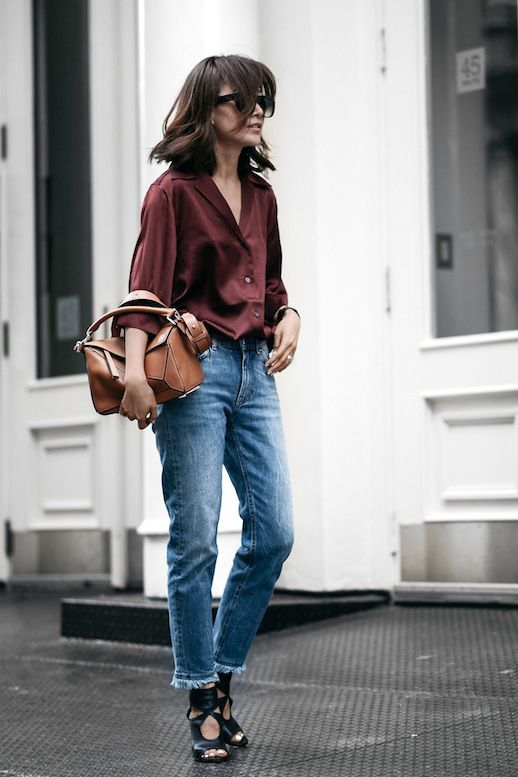 A Blogger's Casual Cool Mix To Try Now: