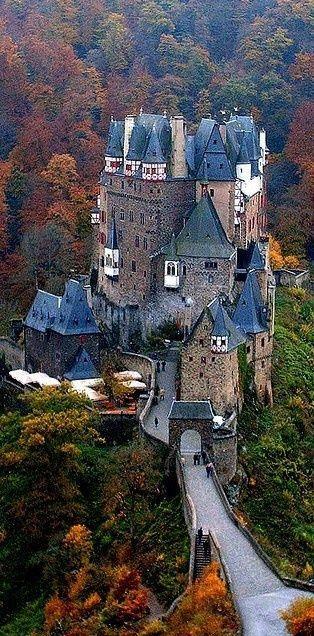 Burg Eltz Castle, Germany | Amazing Snapz | See more: