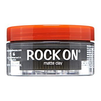 Beyond The Zone Rock On Matte Clay: