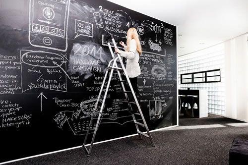 Office Chalkboard W