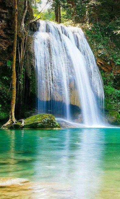 Nature Wallpapers, Download #waterfall #nature desktop hd wallpaper at http ...