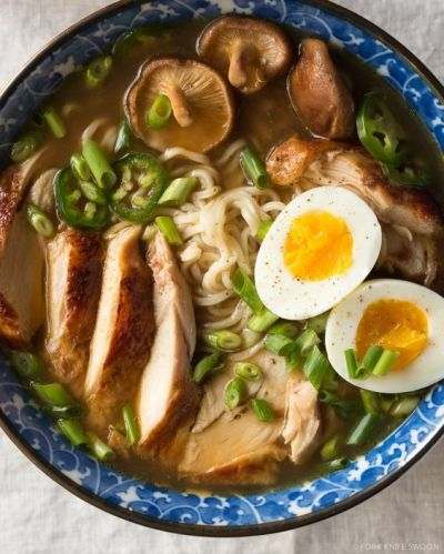 Simple Homemade Chicken Ramen | Recipe | A start, Homemade and Ramen