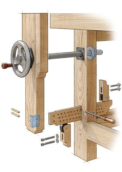 easy wood bookshelf plans