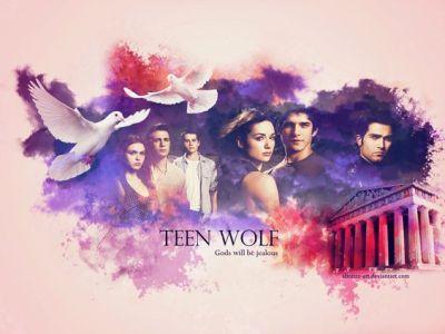 Teen wolf wallpaper (2) by Almitra-art.deviantart.com on @deviantART   Cast of Teen Wolf ...