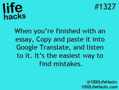 Love me some Google translate (Go here for the magic http ...