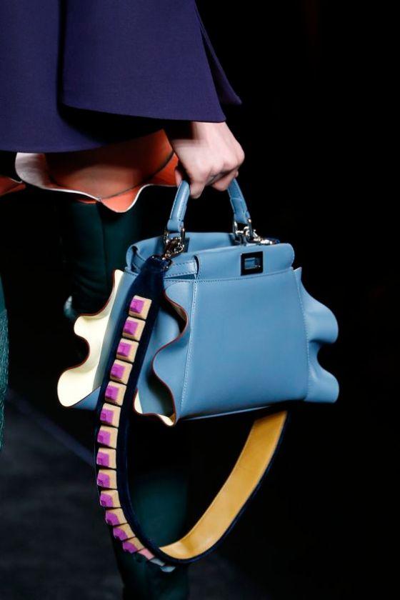 Fendi Fall 2016 Ready-to-Wear Fashion Show Details: