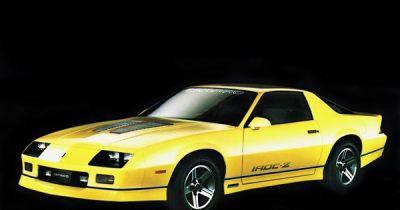 camaro iroc z wallpaper | Chevrolet Camaro Z28 IROC-Z 1985–1990 wallpaper (2) | IROCZ ...