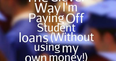 The Clever Way I'm Paying off Student Loans (Without using my own money!) - Terrific Words | OGT ...