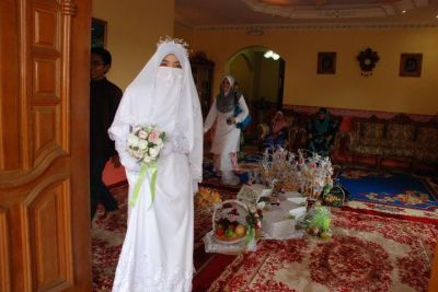 17 Best images about Niqab wedding on Pinterest ...