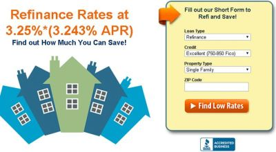 Want to refinance with a great rate and lower your mortgage payment? Fill out our short form and ...