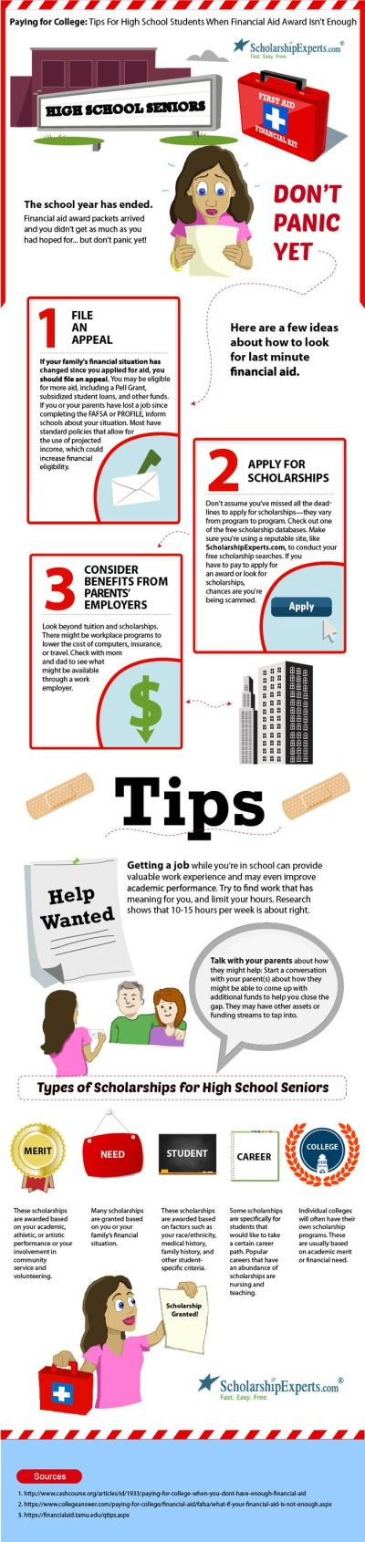 17 Best images about Financial Aid and Scholarships on Pinterest | News apps, Apply for ...
