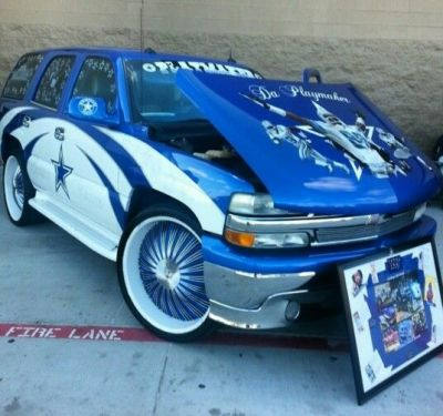 17 Best images about Dallas Cowboys Cars & Trucks on Pinterest | Cars, Trucks and Chevy