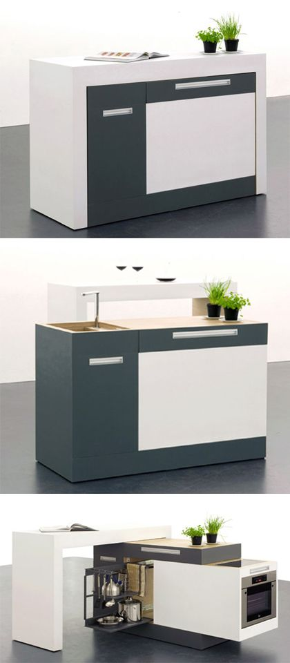 awesome compact kitchen u2013 suitable for small apartment multifunctional furniture t