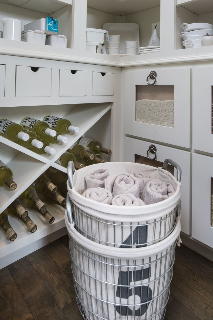 showroom kitchens by design Pantry Kitchens by Design www mykbdhome com baskets wine