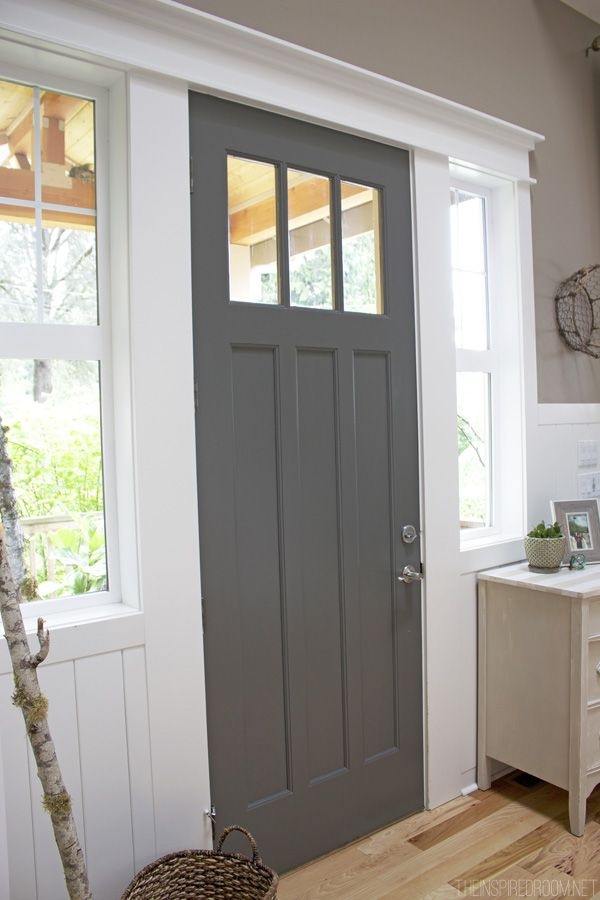 b moore kendall charcoal door with behr all in one studio taupe and white front entry doors