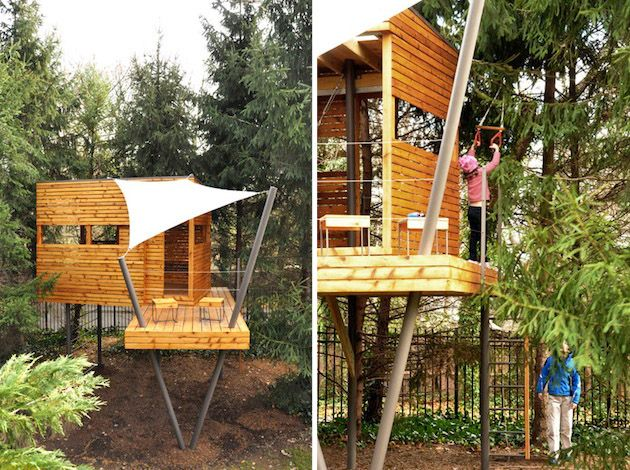 delighful cool kids tree house ideas find this pin and more inspiration decorating