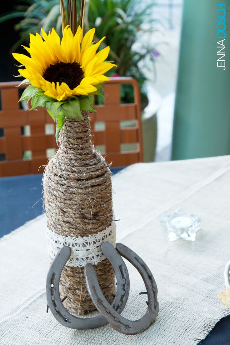 country wedding centerpieces country wedding decorations 25 Creative Floral Designs with Sunflowers Sunny Summer Table Decoration Ideas