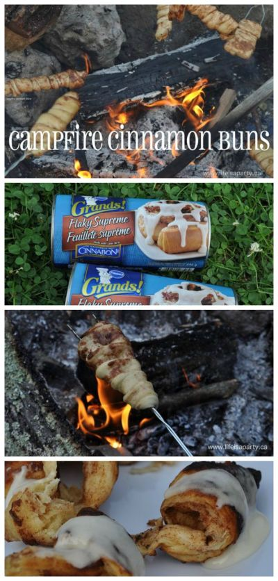 1000+ ideas about Campfire Desserts on Pinterest | Camping desserts, Camping recipes and ...