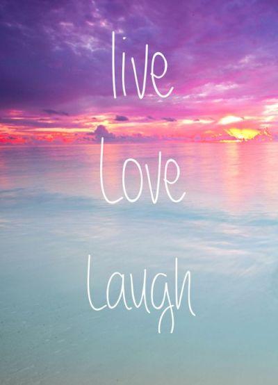 live love laugh | Wallpapers | Pinterest | Love