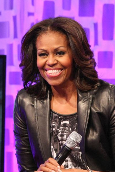 A Look Back At All Of Michelle Obama's Best Hair Moments In The White House