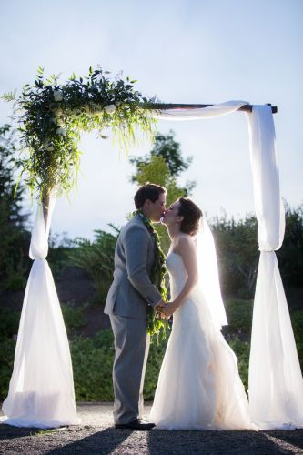 wedding arbors wedding arbor Wedding Arbor Wedding Arch Green and White Wedding Arch Wedding Backdrop Heritage