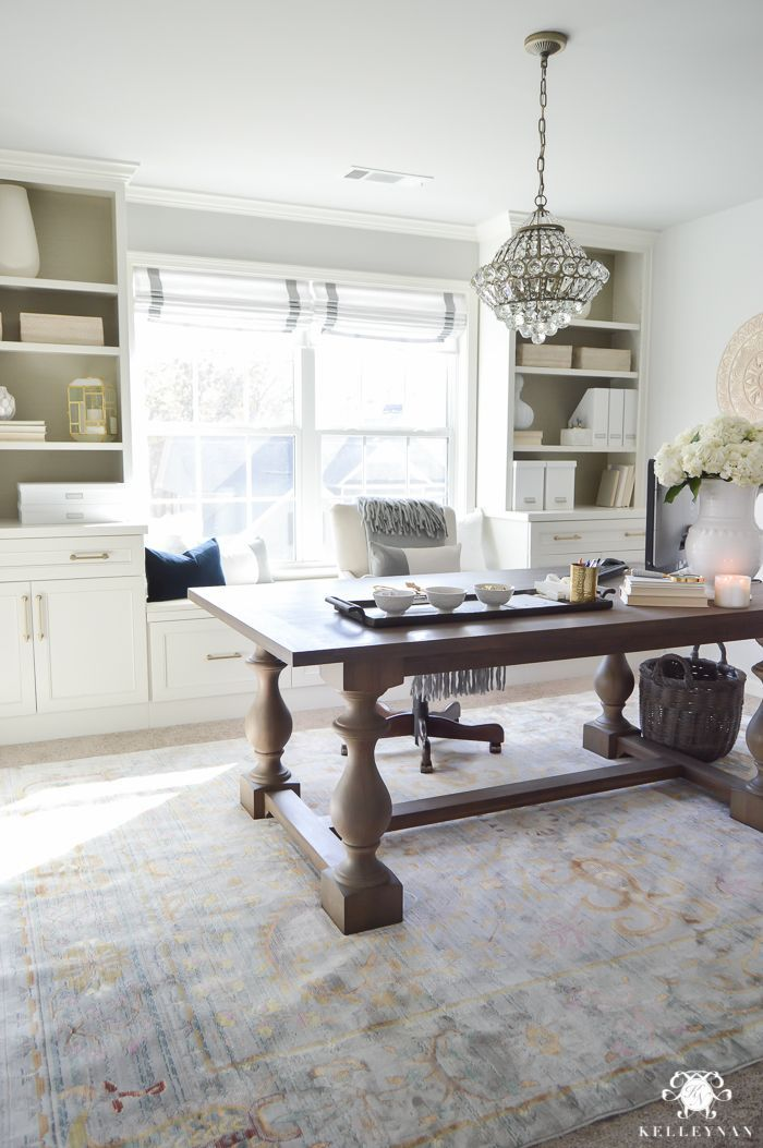 one room challenge home office makeover reveal emily