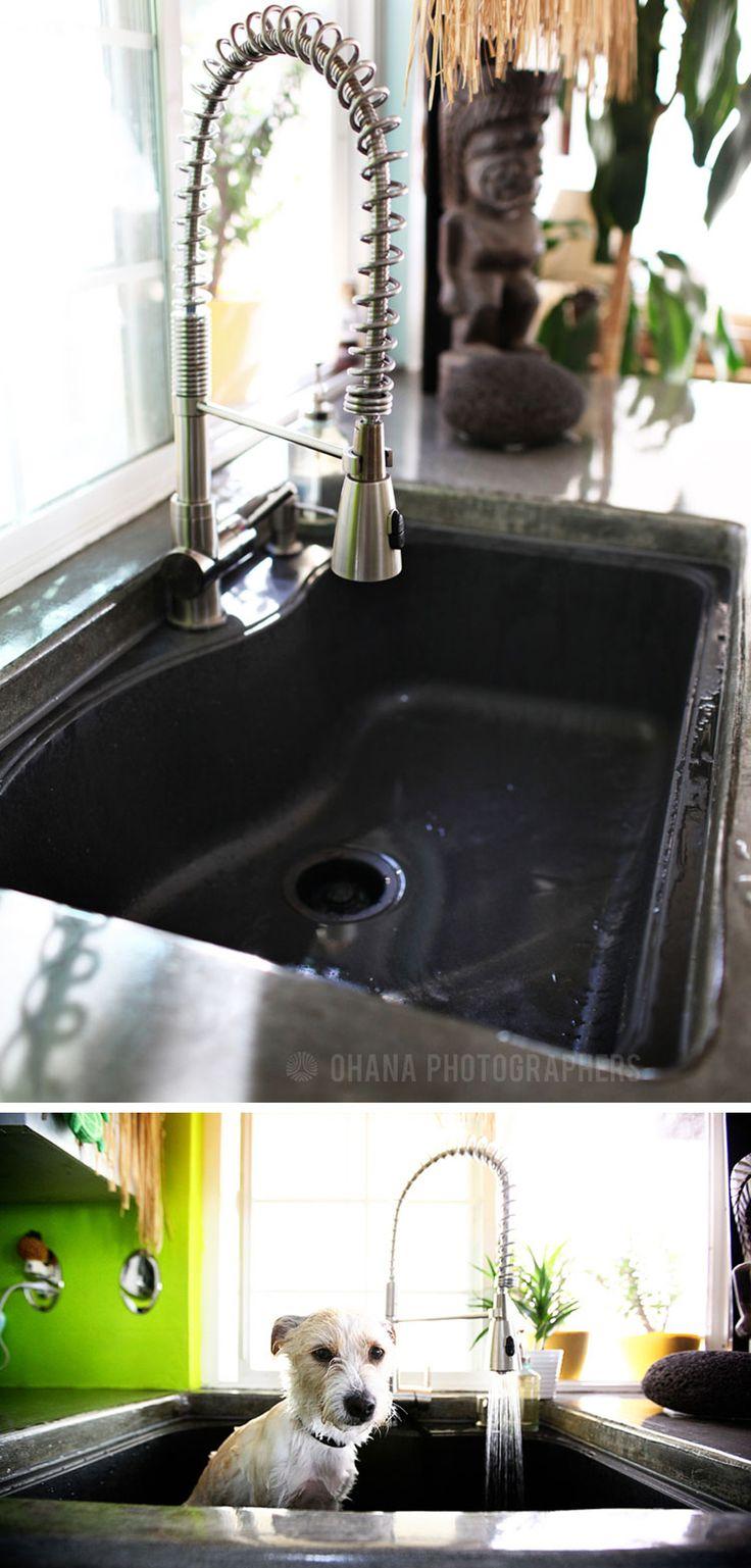 franke sinks deep kitchen sinks Deep Kitchen Sink Composite Black Granite Sink Franke Another Home