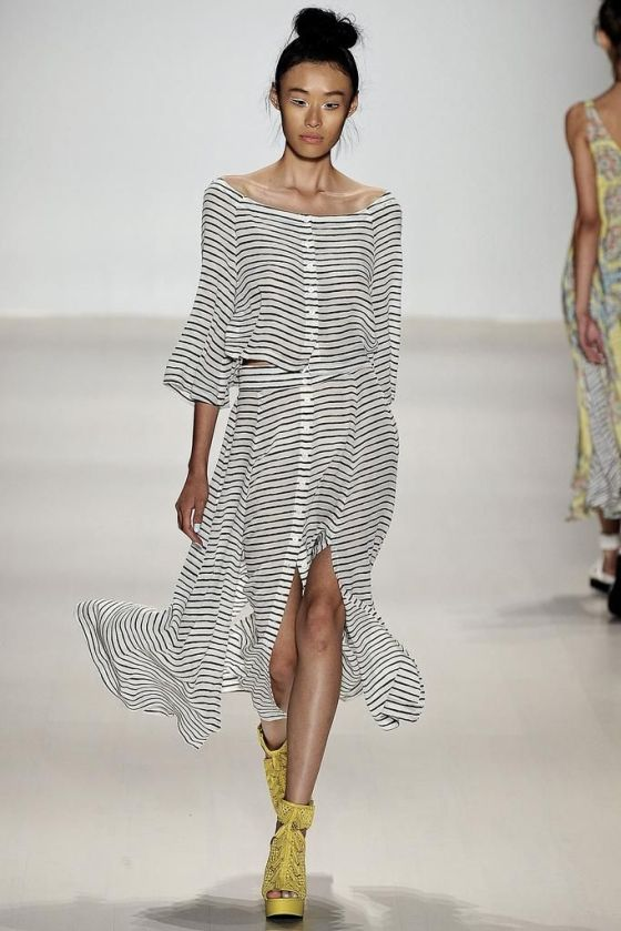 Nanette Lepore Spring 2015 Ready-to-Wear - Collection - Gallery - Look 3 - Style.com