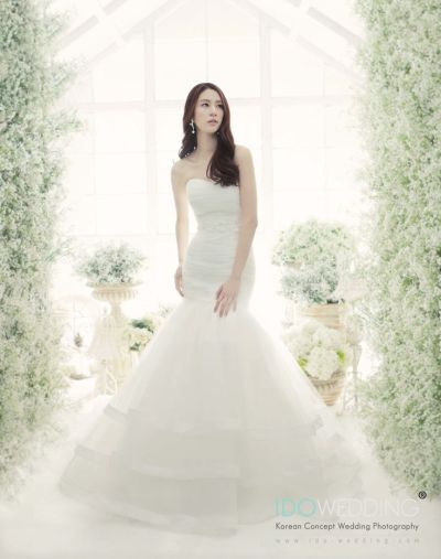 1000+ images about Korean Wedding Gown / Bridal Collection ...