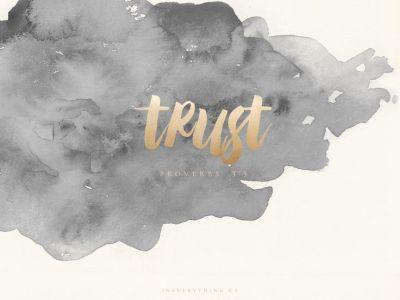TRUST - FREE DESKTOP WALLPAPER | ineverything.ca | Christian | Pinterest | Tech, Desktop ...