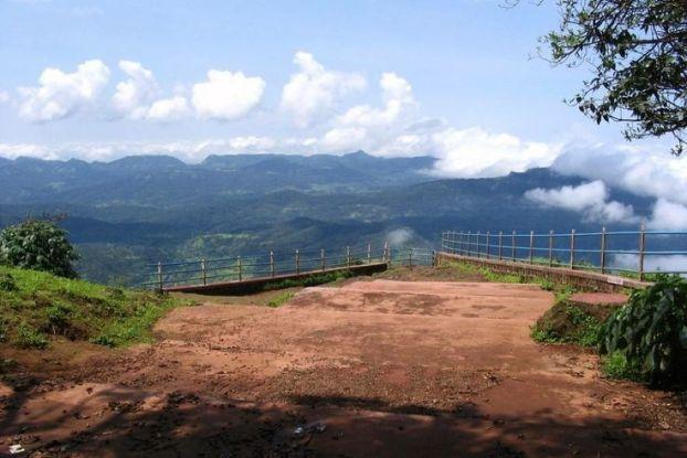 #Connaught Peak #Mahabaleshwar