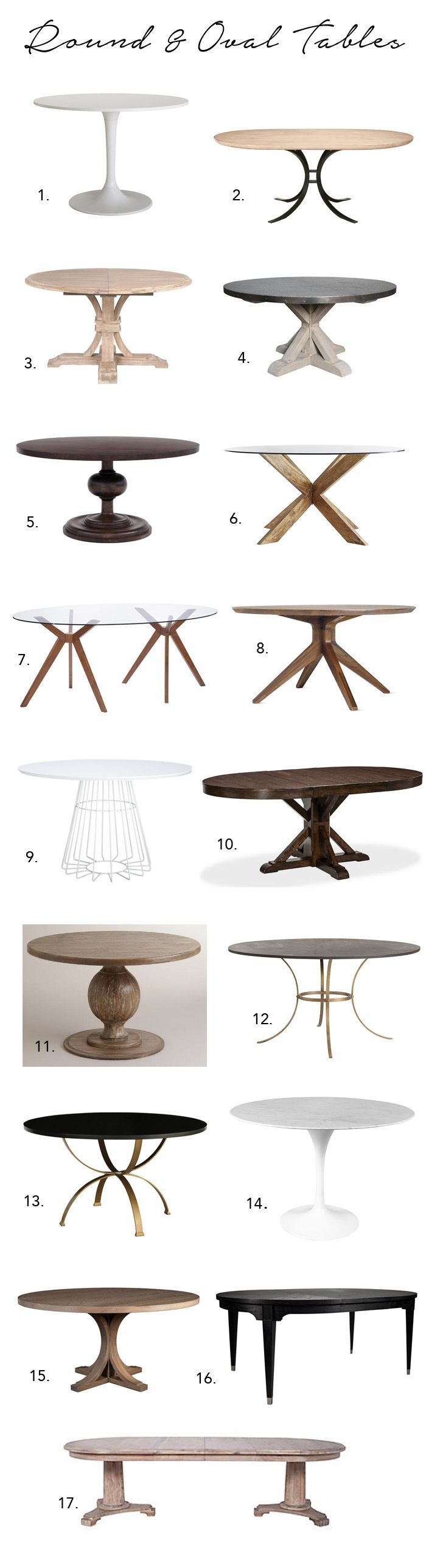 small round kitchen table small round kitchen table Elements of Style Blog A Huge Dining Table Roundup http