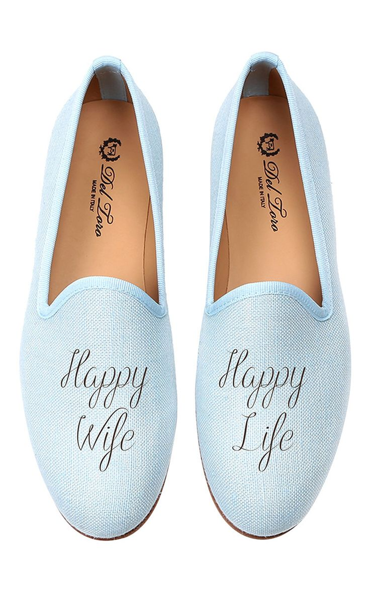wedding shoes wedding slippers These Happy loafers by Del Toro are hand made in Italy and are An Exclusive Moda Operandi Collaboration of M Oticon Bridal Styles by Del Toro