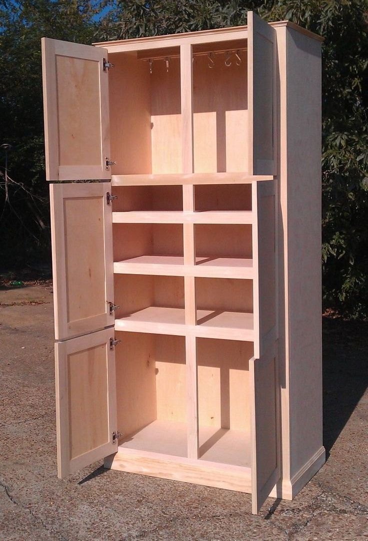 free standing kitchen cabinets storage cabinets for kitchen 25 best ideas about Free Standing Kitchen Cabinets on Pinterest Standing kitchen Free standing cabinets and Standing pantry