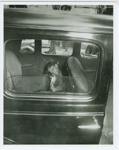 Whitey Rudnick crime scene photo. | Terrible Monsters | Pinterest | Crime