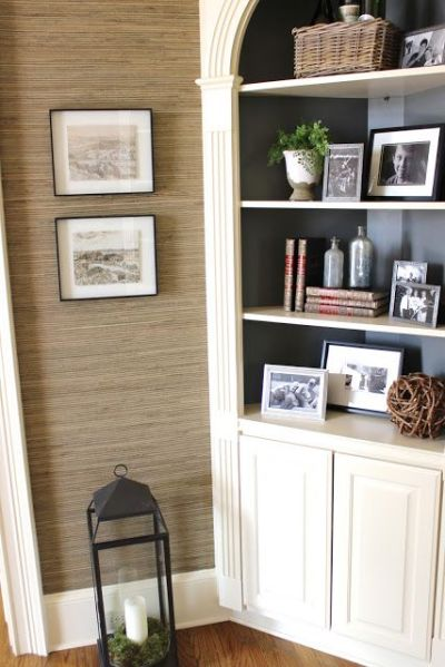 Best 25+ Corner hutch ideas on Pinterest | Dining room corner, White corner cabinet and White ...
