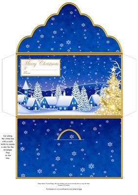 508 best images about Templates on Pinterest | Christmas gift bags, Favor boxes and Card making