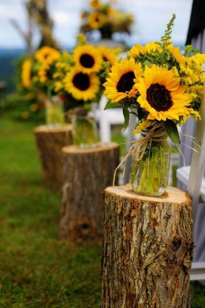 Best 25+ Sunflower wedding decorations ideas on Pinterest