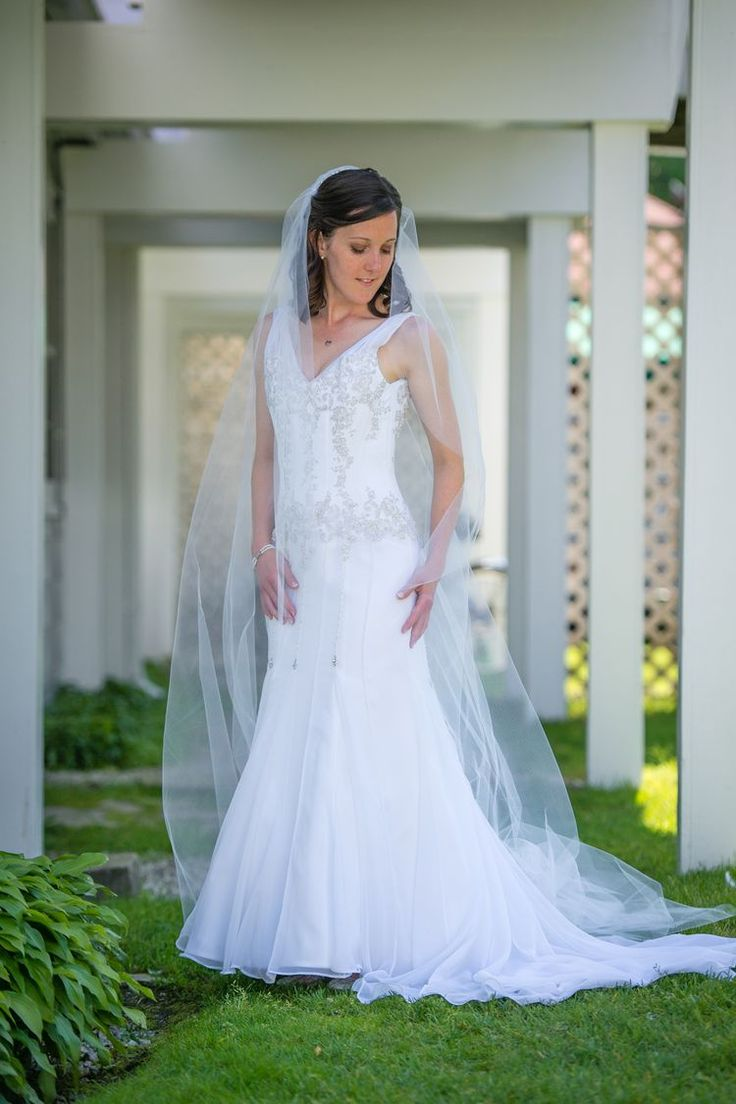 beach wedding dresses island wedding dresses Beautiful Sophia Tolli wedding dress worn by a real bride in this Mackinac Island destination wedding
