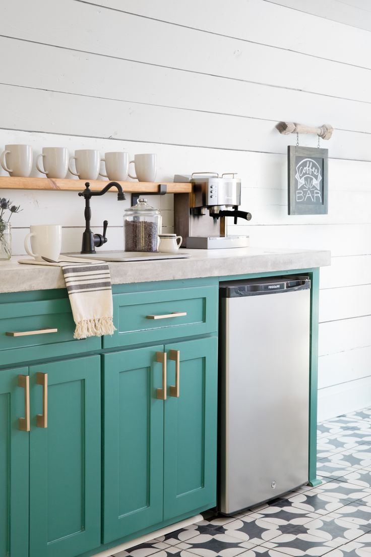 flooring and tile hgtv kitchen remodel Take a Tour of Chip and Joanna Gaines Magnolia House B B