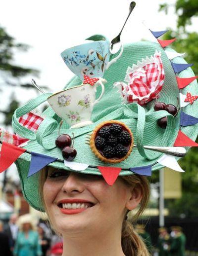 17 Best ideas about Tea Hats on Pinterest | Tea party hats ...