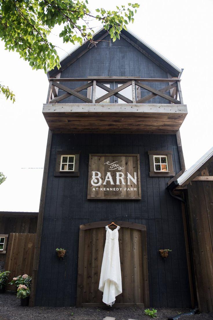 farm wedding dresses barn wedding dresses Show off the dress Indiana barn wedding The Barn at Kennedy Farm