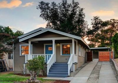 Colorful 1922 California Bungalow in Highland Park, 519k ...