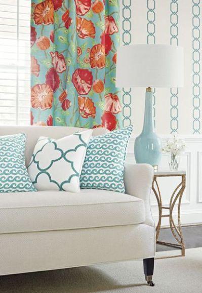 thibaut summer resort collection wallpaper, fabric   Markergirl: Mom on the Go with Karen Davis ...